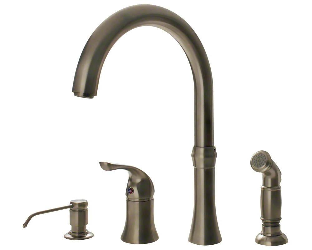 3 Piece Kitchen Faucet You Love - Kitchen Remodel, Cabinet, Sink ...