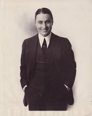Сид Чаплин (16 марта 1885 — 16 апреля 1965)