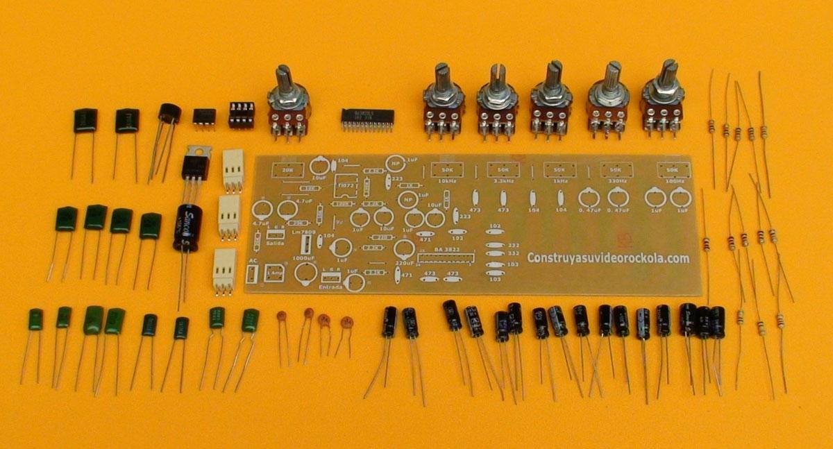 Ba3822ls Ic Circuit - Circuit Diagram Images