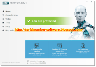 ESET Smart Security 9 Full Serial Number Working 2020