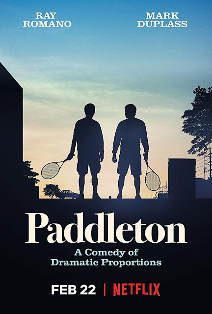 Paddleton 2019 Netflix movie poster