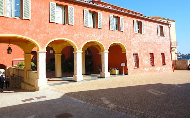 citadelle, saint elme, villefranche sur mer, musée, mairie