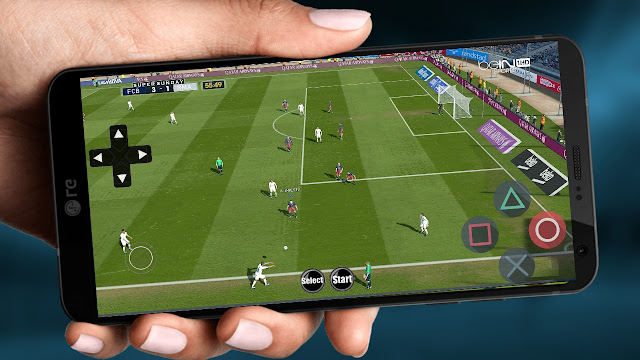 PES 2018 Lite 700 Mb Update Best Graphics Android Real Faces