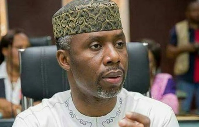 APC crisis: You can't stop me from becoming Imo governor – Okorocha's son-inlaw attacks Oshiomhole