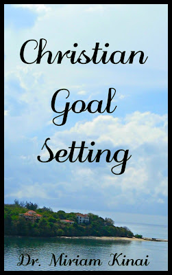Christian goal setting book