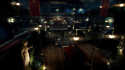 Close To The Sun Game Screenshot 3