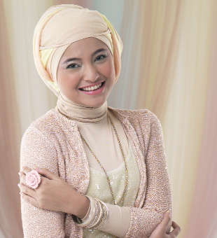 Model Baju Muslim Marshanda Modis