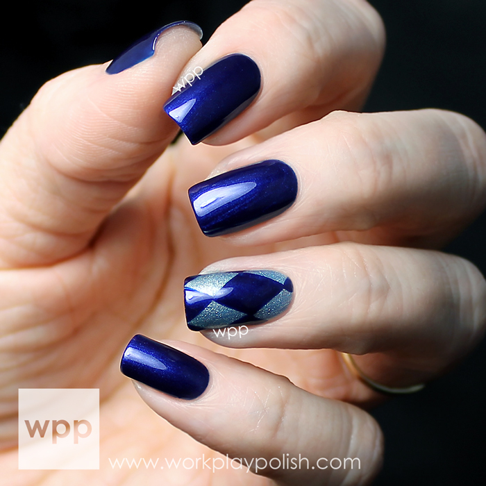 Azature Cobalt Diamond