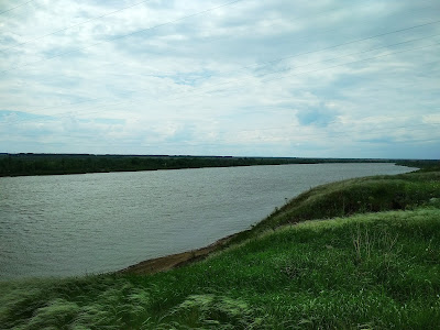 Рыбалка в омске на берегу Черского