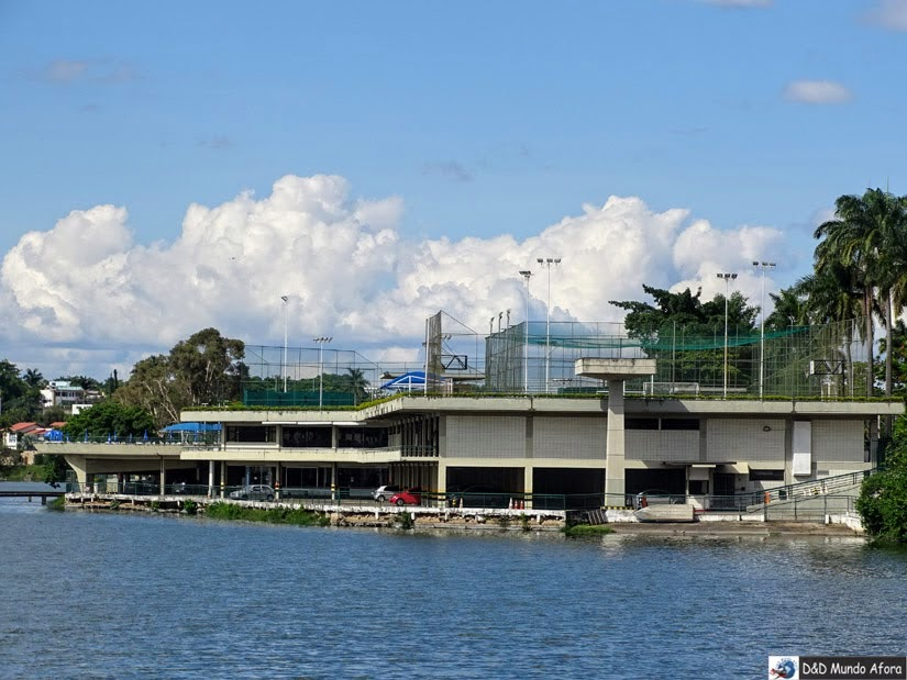Iate Clube - Complexo da Pampulha em Belo Horizonte