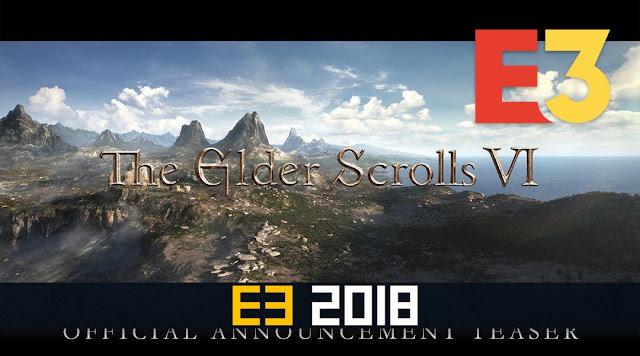 الإعلان رسميا عن  The Elder Scrolls 6 و الكشف عن العرض بالفيديو من هنا …