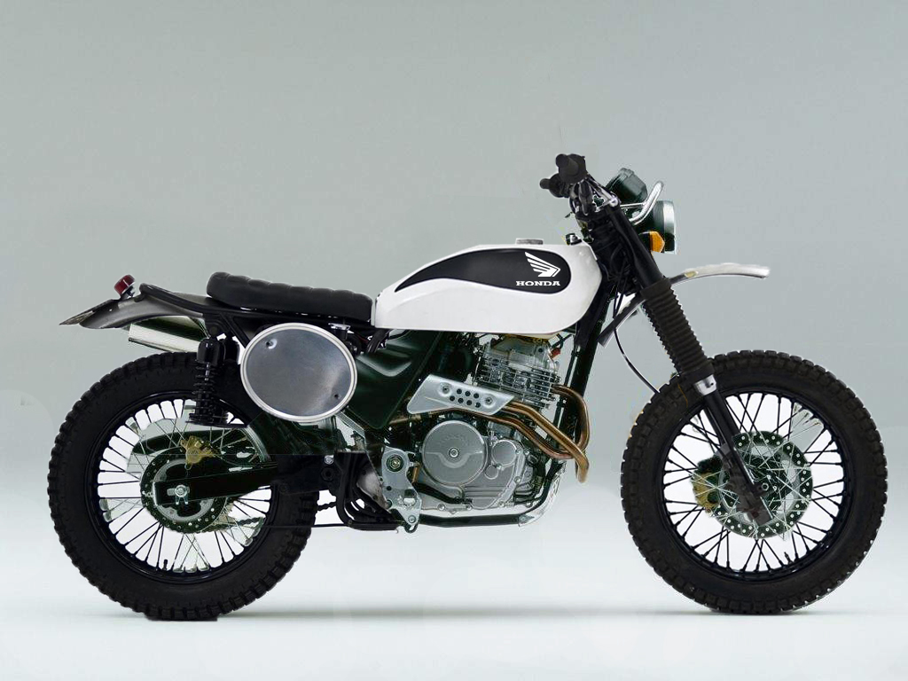 1000 images about enduro custom scrambler on pinterest. Black Bedroom Furniture Sets. Home Design Ideas
