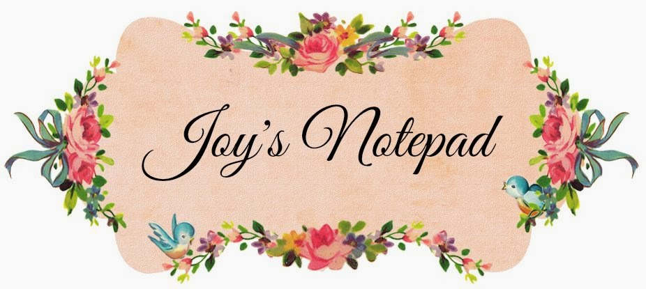 joy's notepad