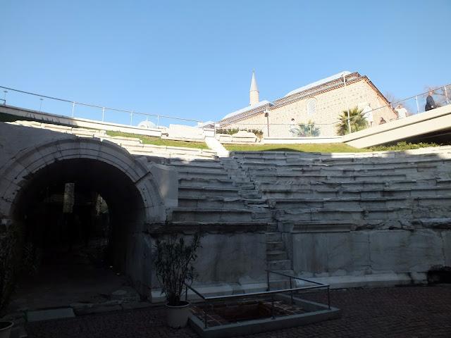 circo romano en plovdiv bulgaria