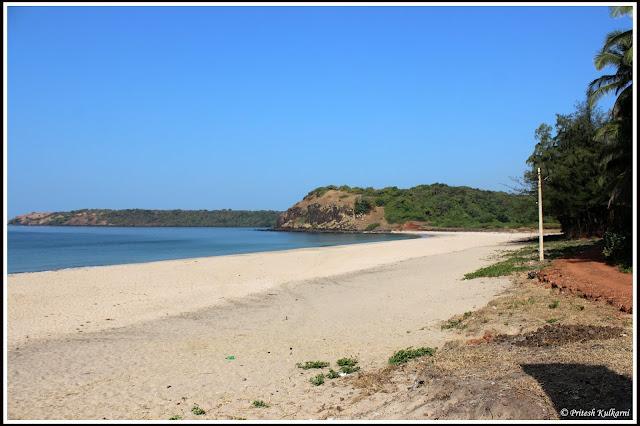 Nandivade beach
