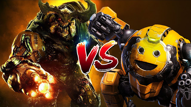 DOOM vs Adrenaline Face Off