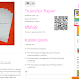 Pos Heat Transfer Paper menggunakan Pos Ekspress