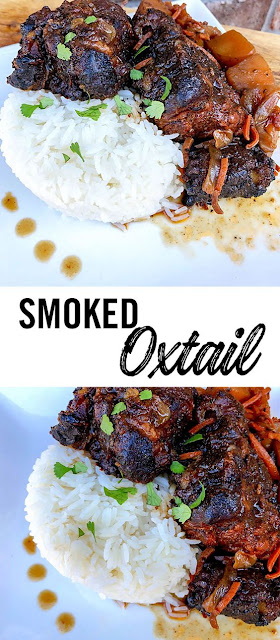 Smoked Oxtail