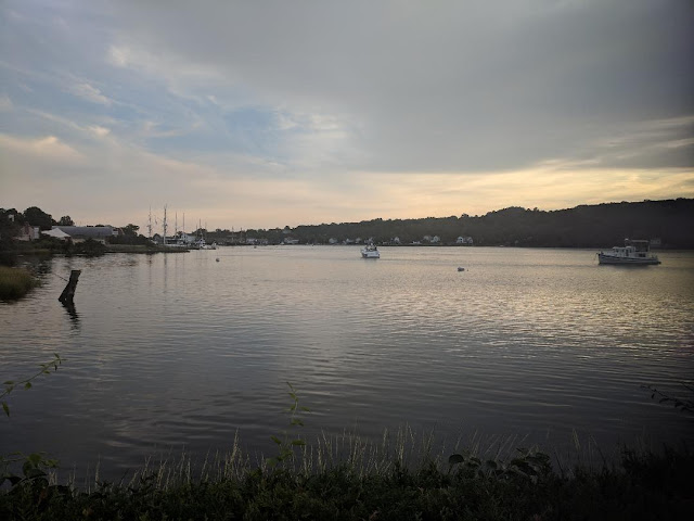 Mystic, Connecticut Trip 2018 --How Did I Get Here? My Amazing Genealogy Journey