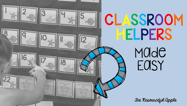 Classroom Helpers Made Easy