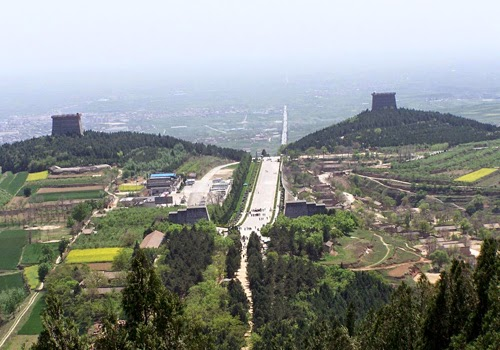Musoleum Qianling