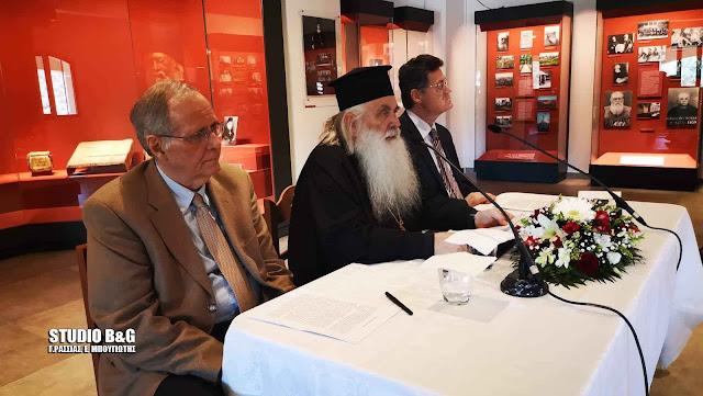 Ιατρικο συνέδριο στο Ναύπλιο για την εορτή του Αγίου Λουκά (βίντεο)