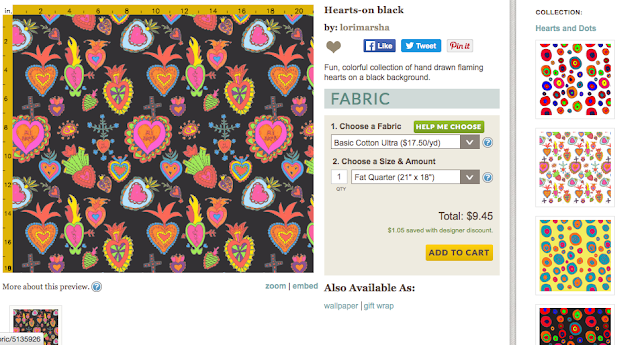 http://www.spoonflower.com/fabric/5135358-hearts-on-black-by-lorimarsha