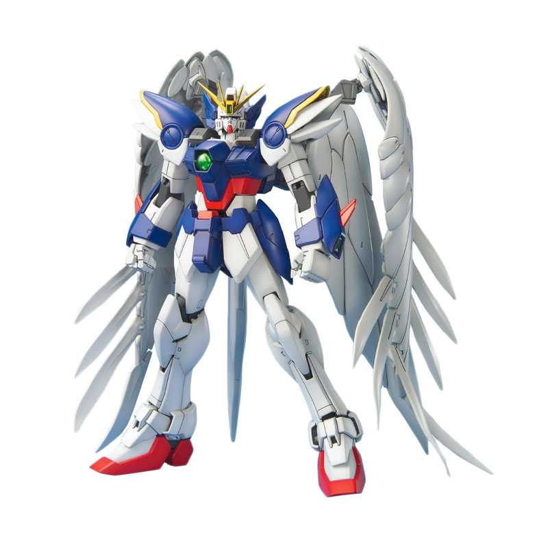 Hongli MG Wing Gundam Zero Custom Model Kit [1:100]