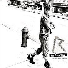 rihanna feat calvin harris single cover