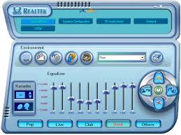 برنامج تعريف كارت الصوت Realtek High Definition Audio مجانا