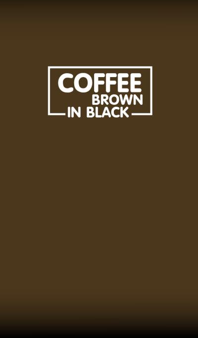Coffee Brown & Black Theme