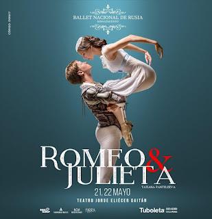 ROMEO Y JULIETA en Bogota 2019