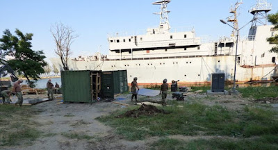 США строят для украинского флота оперативный центр управления в Очакове