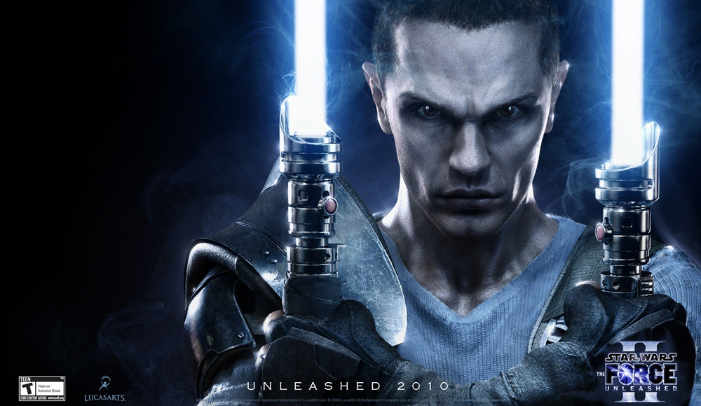 Star Wars The Force Unleashed 2 Download Poster