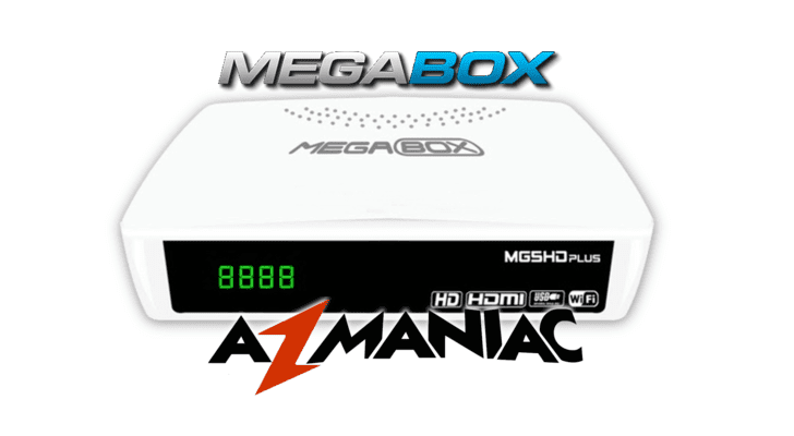 Megabox MG5 HD Plus Atualização SKS 107W - 13/10/2018 | AzManiac