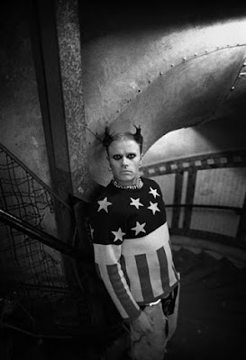 Keith Flint, The Prodigy, Male Suicide, Kindness costs nothing, don't judge by appearances,