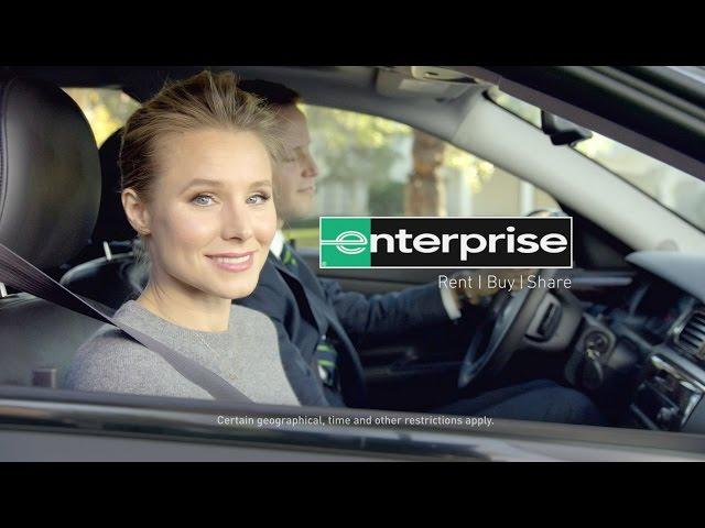 Enterprise Rent A Car Actress