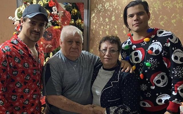 Avó de Angel Garza e Humberto Carrillo faleceu neste domingo