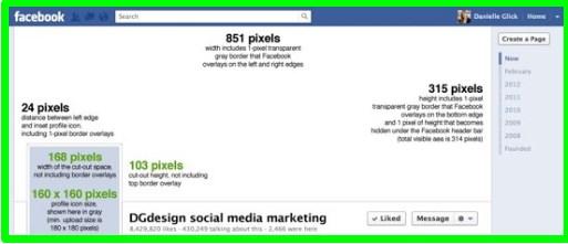 Create a Facebook Cover