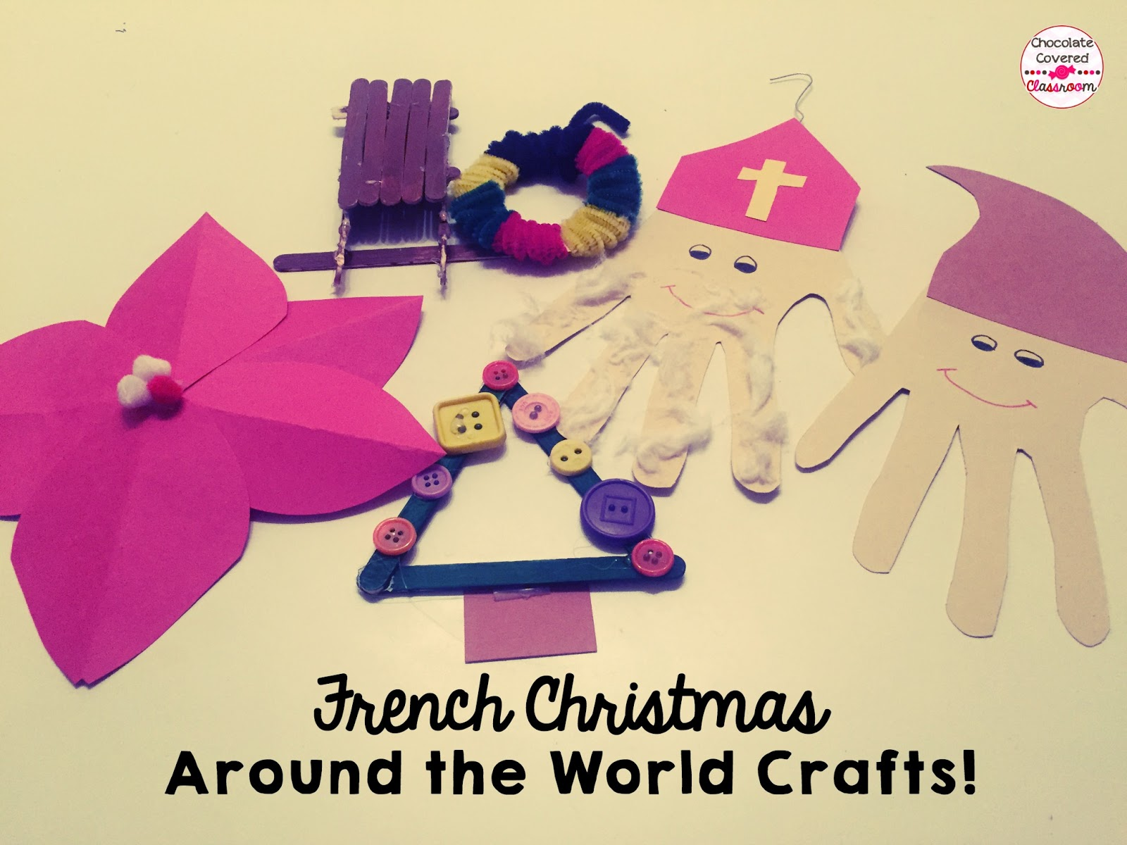 Best 28 christmas around the world crafts chalk talk for Around the world crafts