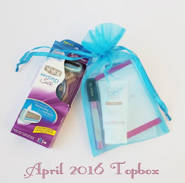 April 2016 Topbox