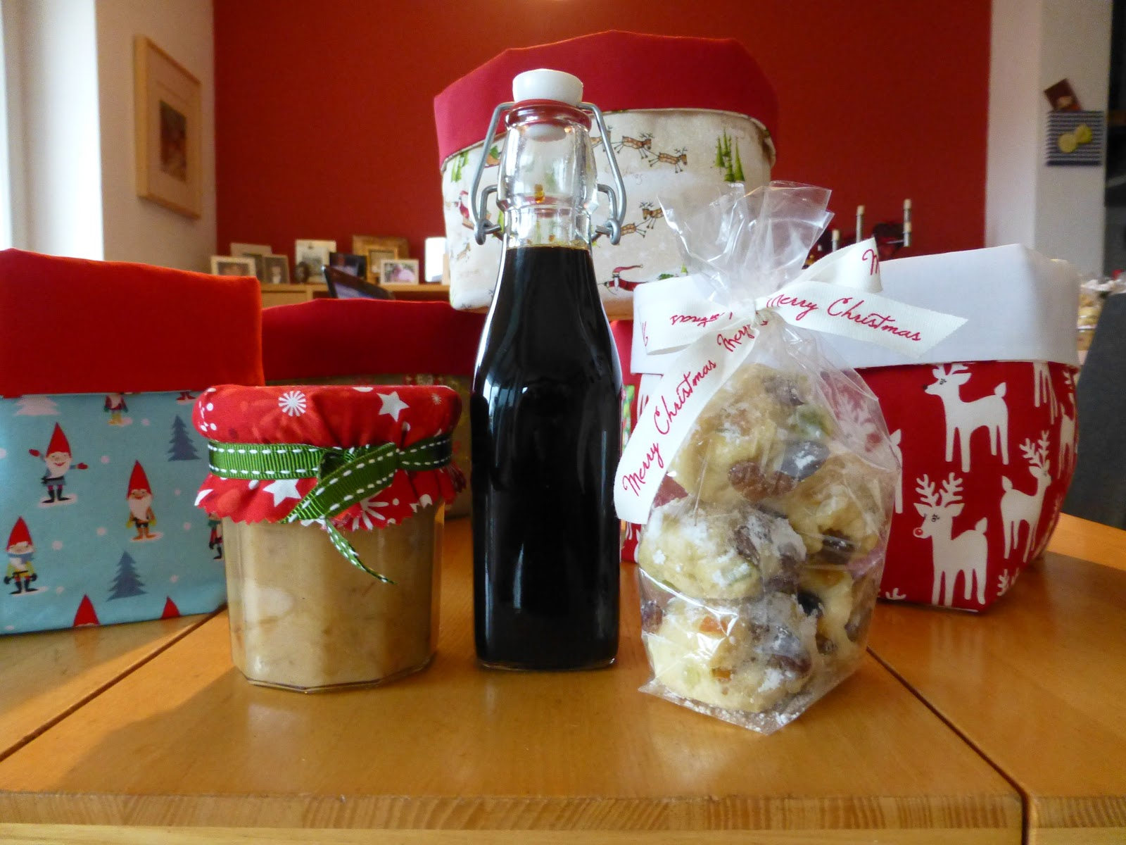 quiltmanufaktur-blog: geschenke aus der (näh-) küche
