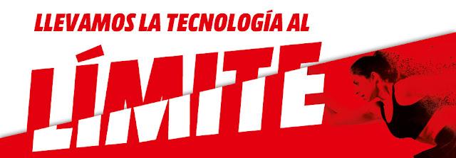 Mejores ofertas folleto Llevamos la tecnología al límite de Media Markt