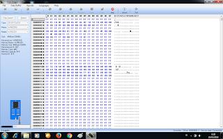 Flash bios lenovo l412 mengugnakan USB Programmer CH341A Series 24 EEPROM BIOS  Writer 25 SPI Flash