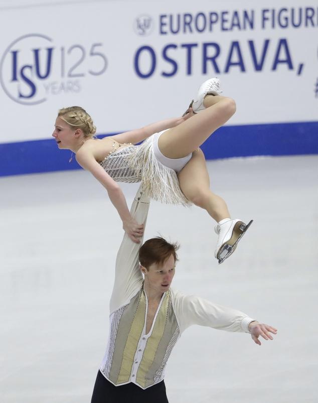 Ice Style 2017 European Figure Skating Championships