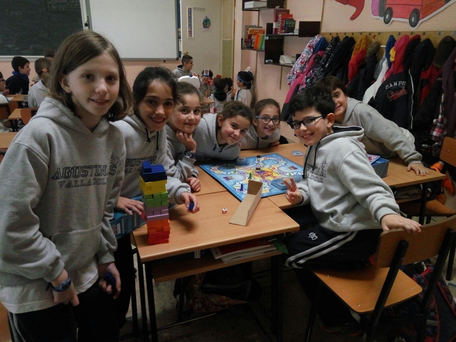 Agustinas Valladolid - Primaria 4 - Reyes Magos 1