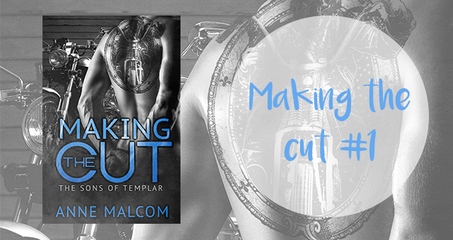 Making the cut 1, Anne Malcom