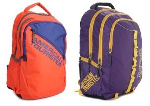 American Tourister Backpacks – Minimum 70% Off starts Rs.583@ Flipkart