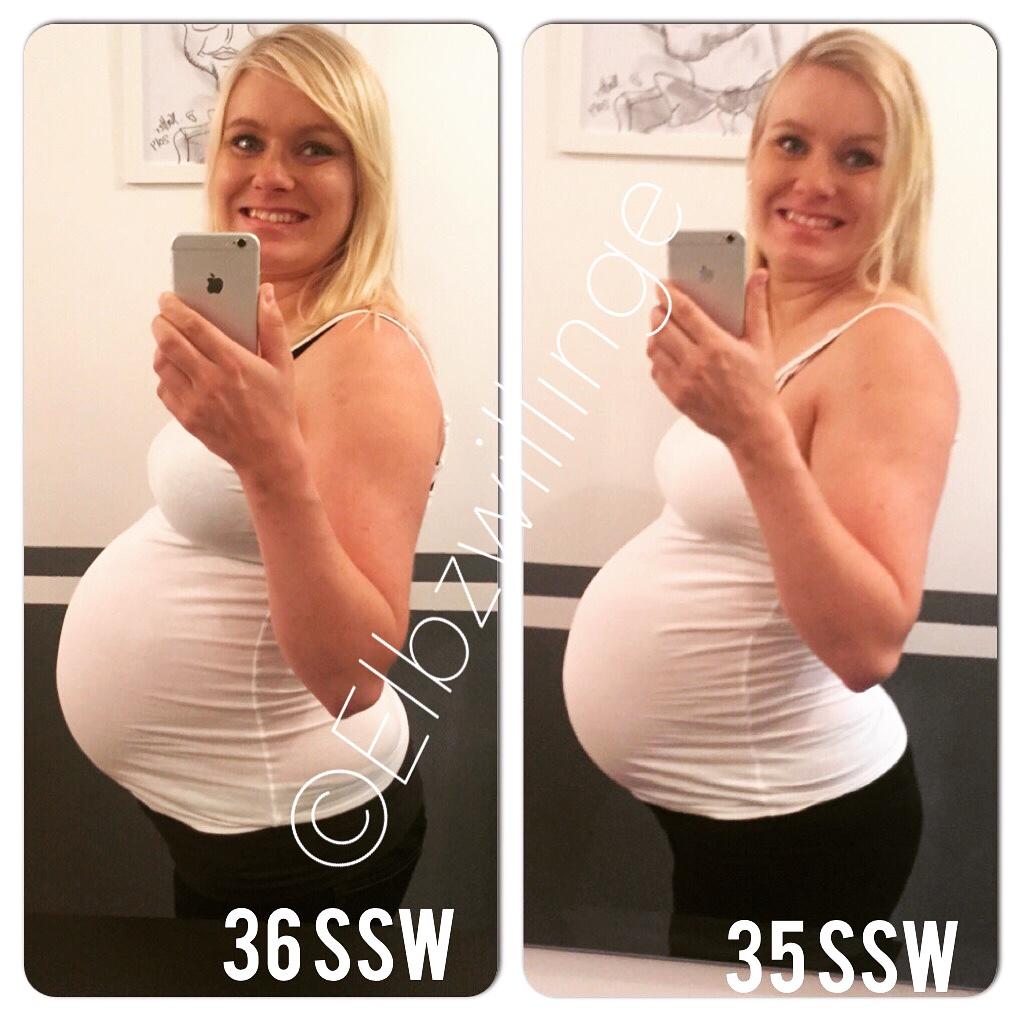 Zwillinge 35 Ssw