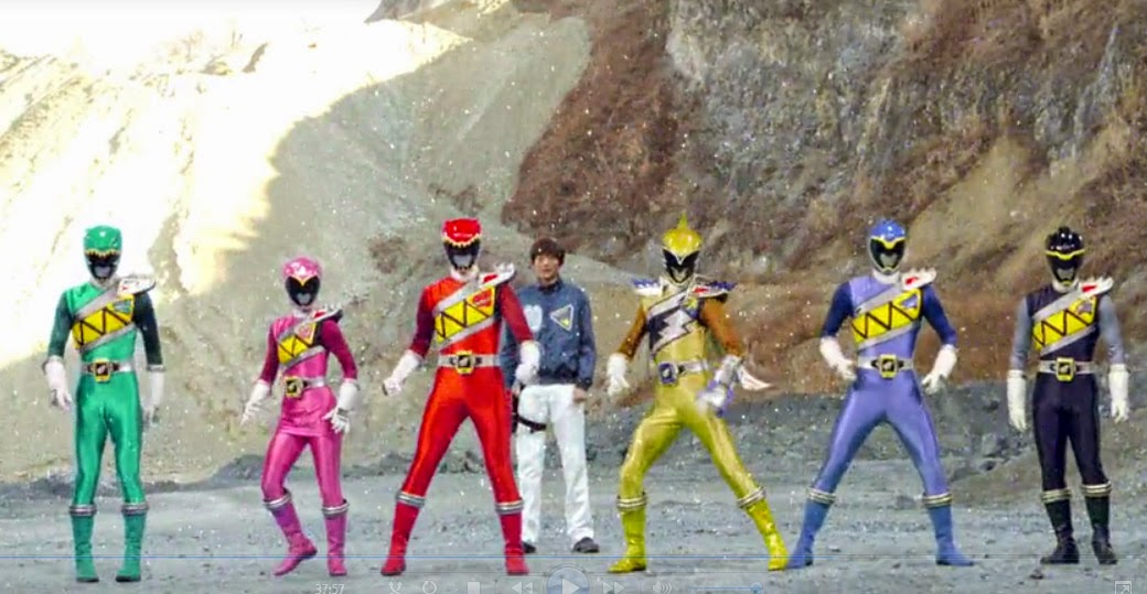Kyoryuger 100 Years After Villains